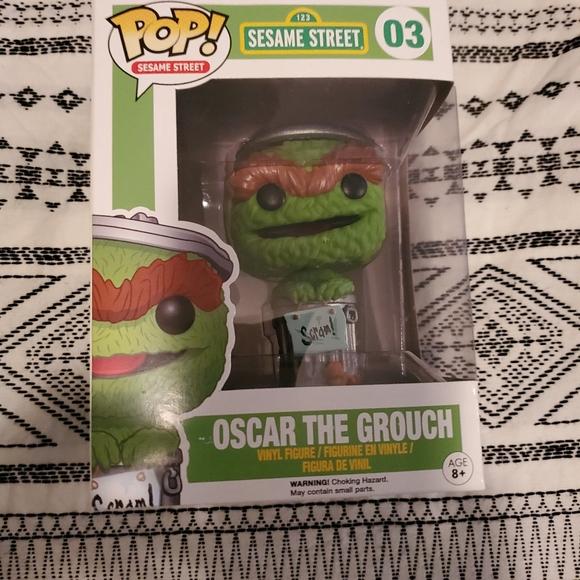Funko Pop Oscar The Grouch